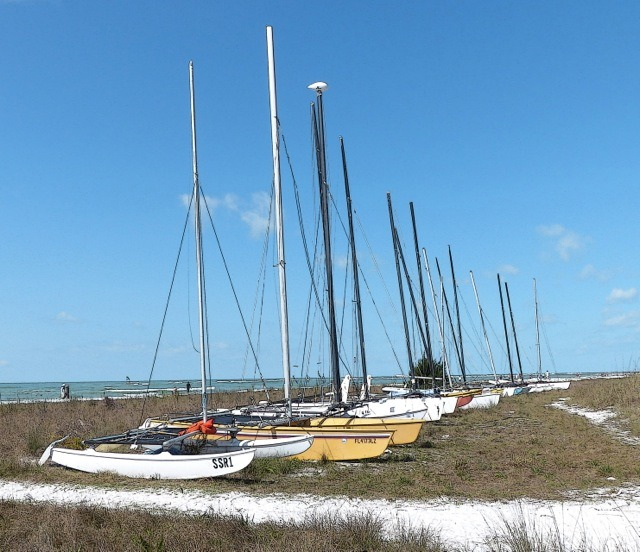 Beached Boats 1